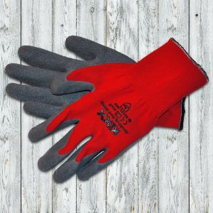 Glove Rocking Red small